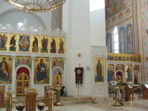 Иконостас Никольского Храма г.Хотьково